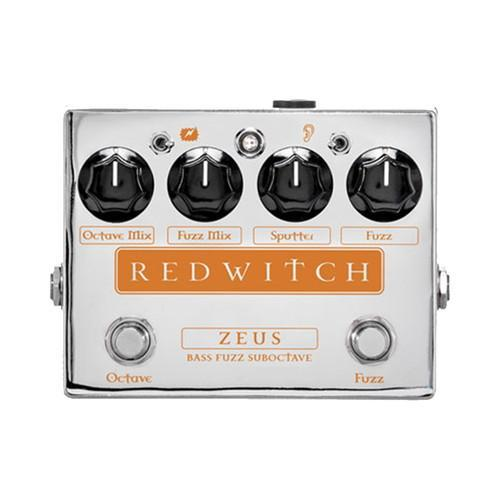 Zeus Bass Fuzz Suboctave  Red Witch - PEDALDIG (エフェクターレンタル)