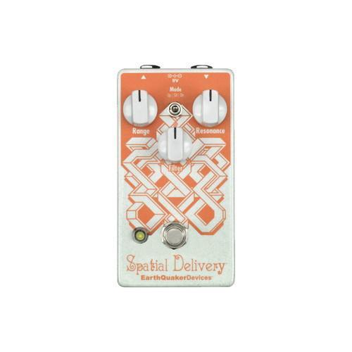 Spatial Delivery  EarthQuaker Devices - PEDALDIG (エフェクターレンタル)