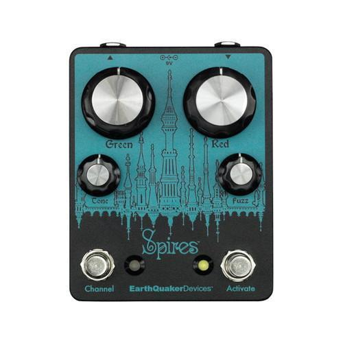 Spires  EarthQuaker Devices - PEDALDIG (エフェクターレンタル)