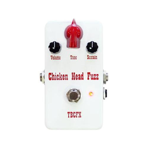 Chicken Head Fuzz  TBCFX - PEDALDIG (エフェクターレンタル)