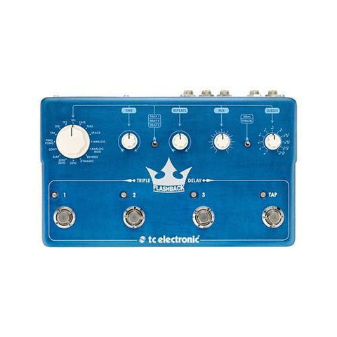 Flashback Triple Delay  TC Electronics - PEDALDIG (エフェクターレンタル)