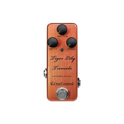 Tiger Lily Tremolo