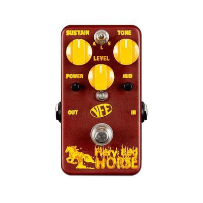 Fiery Red Horse  VFE Pedals - PEDALDIG (エフェクターレンタル)
