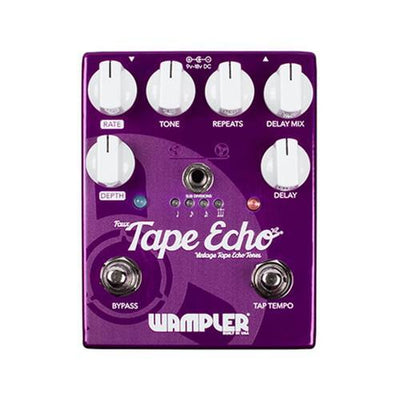 Faux Tape Echo with Tap Switch ver.2  Wampler - PEDALDIG (エフェクターレンタル)