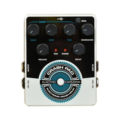 Crash Pad Analog Drum Synth  Electro-Harmonix - PEDALDIG (エフェクターレンタル)