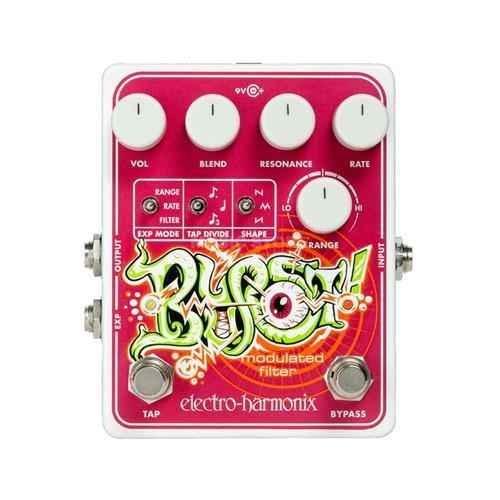 Blurst Modulated Filter  Electro-Harmonix - PEDALDIG (エフェクターレンタル)
