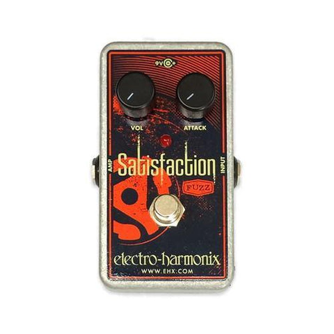 Satisfaction  Electro-Harmonix - PEDALDIG (エフェクターレンタル)