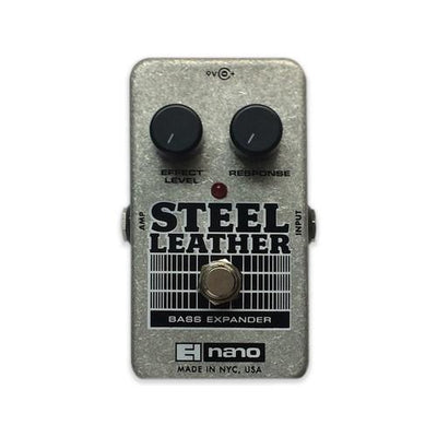 Steel Leather  Electro-Harmonix - PEDALDIG (エフェクターレンタル)