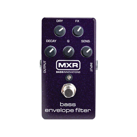 M82 Bass Envelope Filter  MXR - PEDALDIG (エフェクターレンタル)