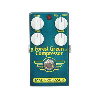 New Forest Green Compressor  Mad Professor - PEDALDIG (エフェクターレンタル)