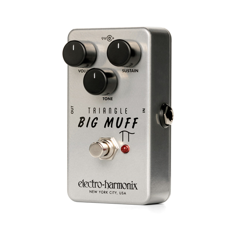 Triangle Big Muff Pi Distortion/Sustainer- PEDALDIG (エフェクターレンタル)