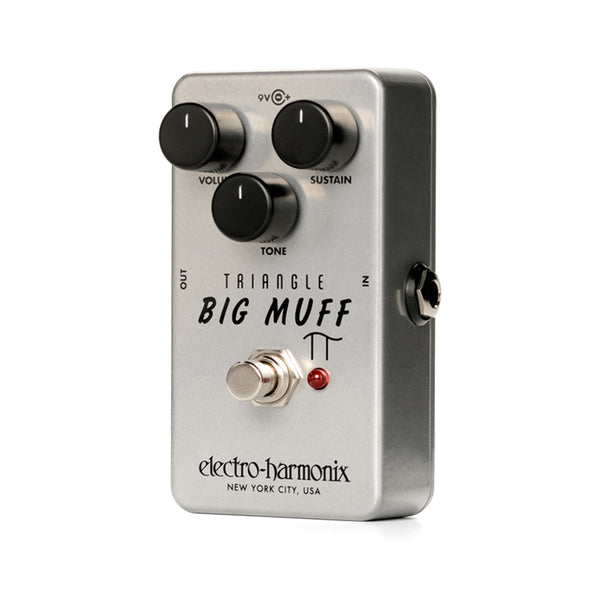 Triangle Big Muff Pi Distortion/Sustainer  Electro-Harmonix - PEDALDIG (エフェクターレンタル)