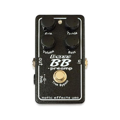 Bass BB Preamp  Xotic - PEDALDIG (エフェクターレンタル)