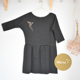 Nanöo Dress Kit (Black and lurex)