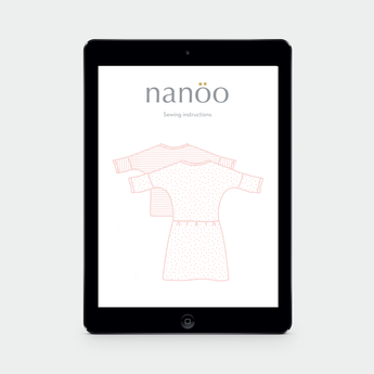 Top and dress Nanöo pattern to download