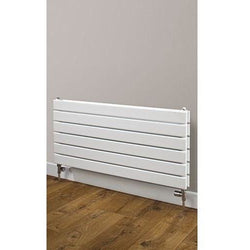 Beaufort Double Horizontal Radiator - 464mm H x 1020mm W