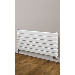 Beaufort Double Horizontal Radiator - 312mm H x 1020mm W