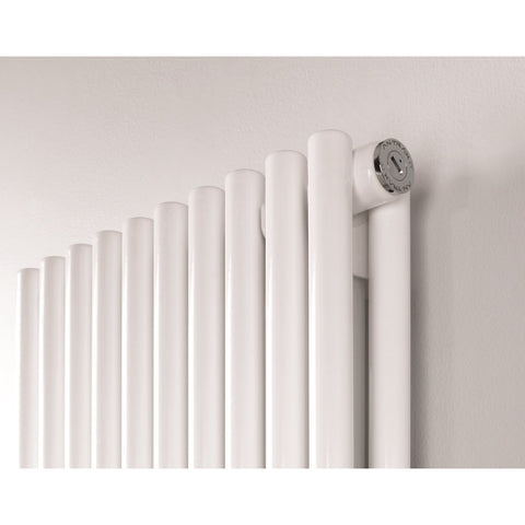 Battersea Single Vertical Radiator - 1800mm H x 368mm W