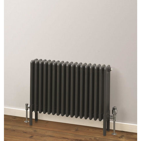 Fitzrovia 3 Column Radiator - 600mm H x 622mm W