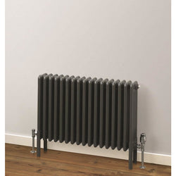 Fitzrovia 4 Column Radiator - 600mm H x 990mm W