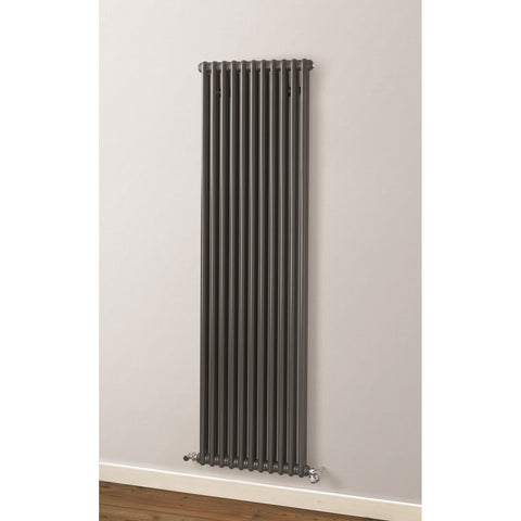 Fitzrovia 3 Column Radiator - 1800mm H x 530mm W