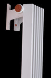Tilbrook Vertical Radiator - 2000mm H x 356mm W