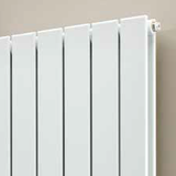 Beaufort Single Vertical Radiator - 1820mm H x 540mm W