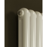Cassius Horizontal Radiator - 550mm High x 507mm Wide
