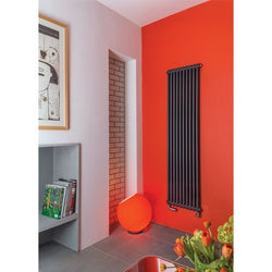 Bisque Classic 2 Column Radiator - 742mm High x 670mm Wide