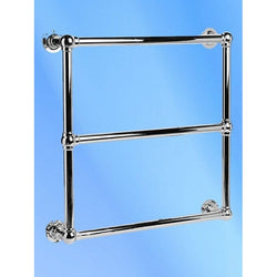Hungerford Towel Rail - 685mm High x 685mm Wide - Chrome