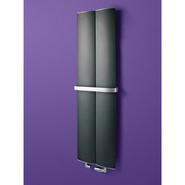 Bisque Lissett Towel Rail Radiator - 1890mm High x 401mm Wide