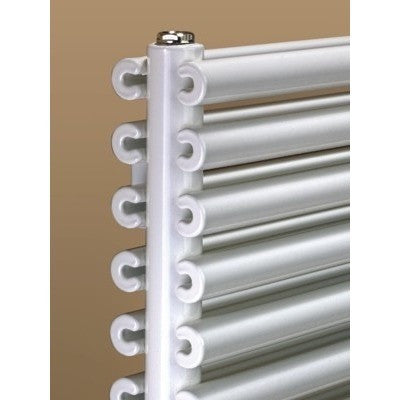 Vulcano Single Horizontal High Output Radiator - 520mm High x 571mm Wide