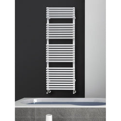 Vulcano High Output Towel Rail - 1720mm High x 586mm Wide