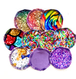 10 pack of face scrubbies