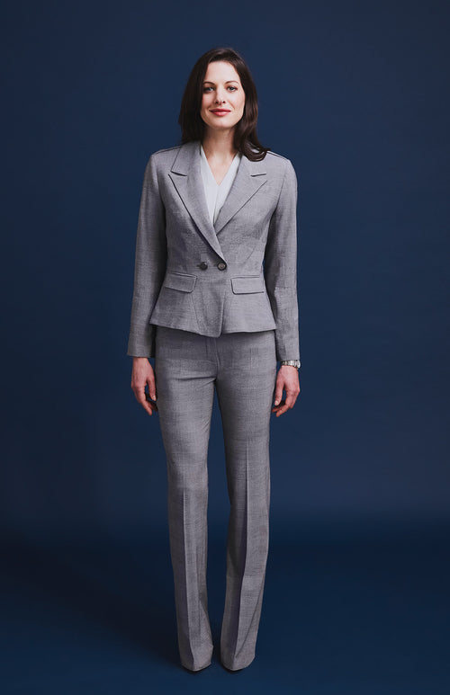 NOBLE BOOTCUT SUIT TROUSER