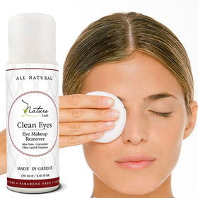 The Best Natural Eye & Face Makeup Remover