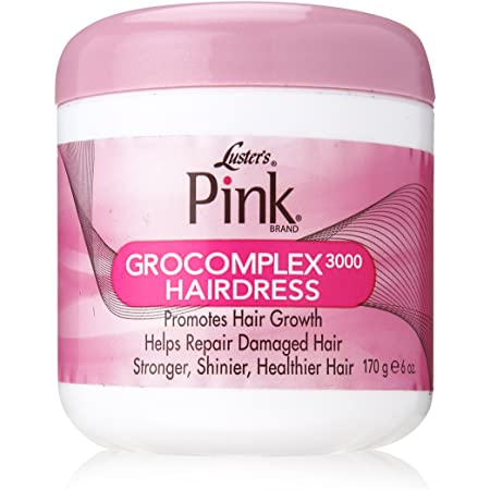 Lusters Pink Gro Complex Hairdress 6oz