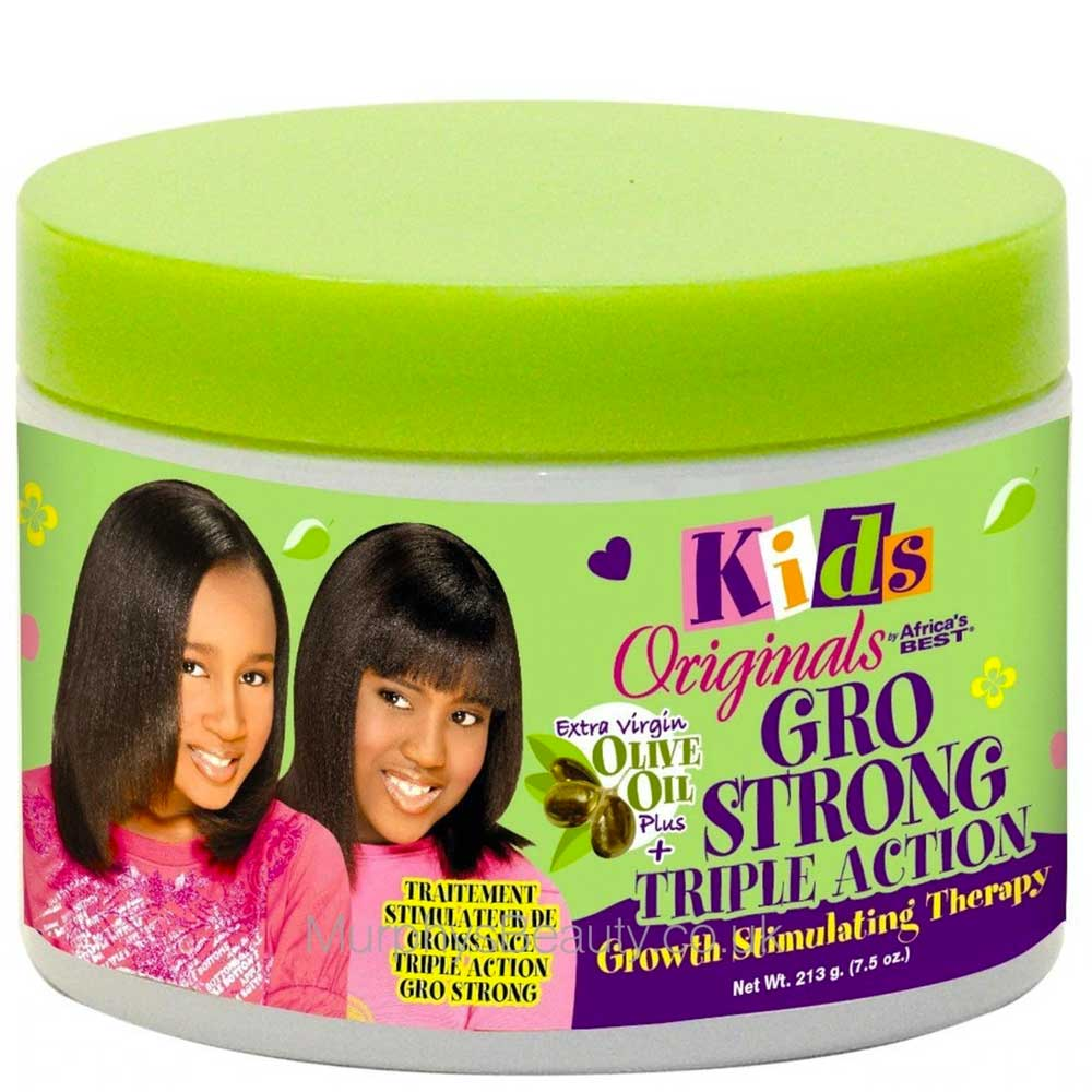 AFRICA'S BEST  KIDS ORGANICS  GROWTH STIMULATING THERAPY 213G