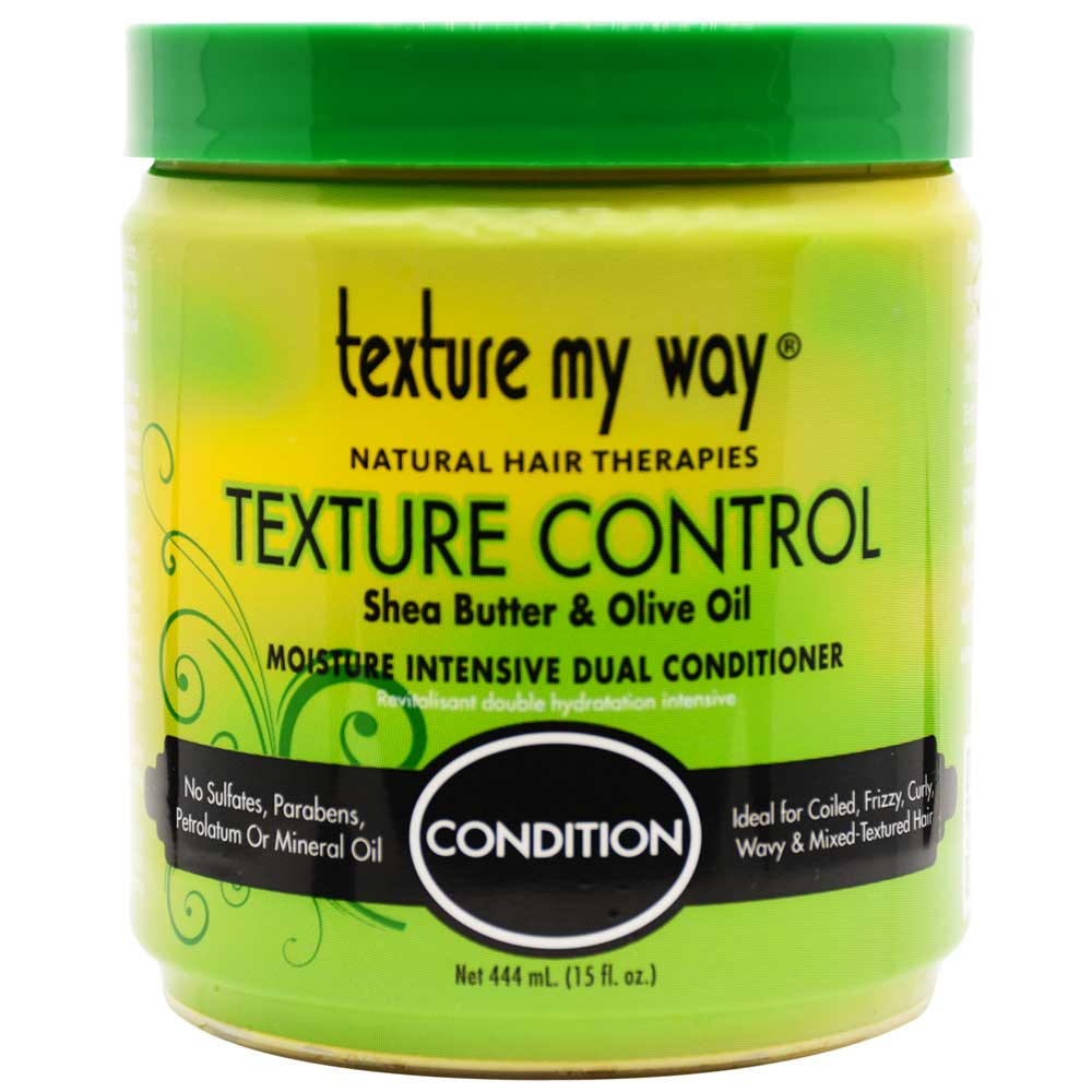 AFRICAS BEST TEXTURE MY WAY TEXTURE CONTROL MOISTURE INTENSIVE DUAL CONDITIONER