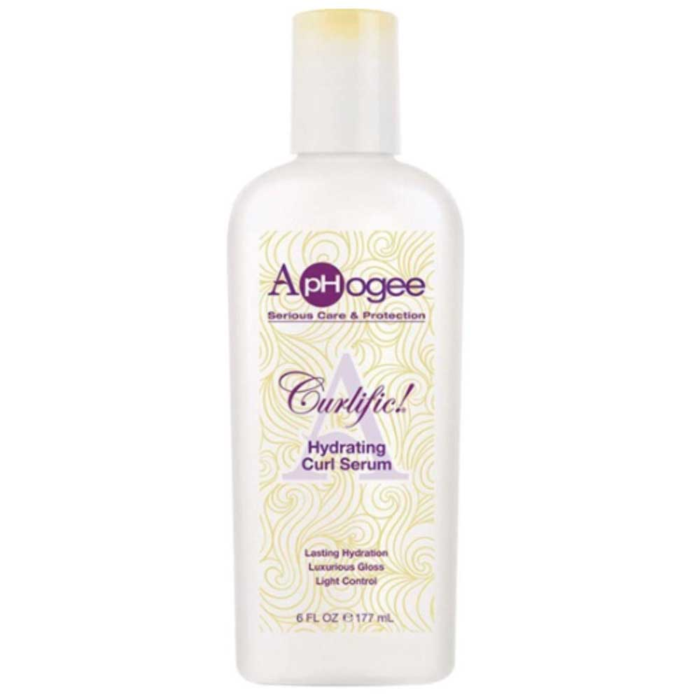 APHOGEE CURLIFIC HYDRATING CURL SERUM 177ML