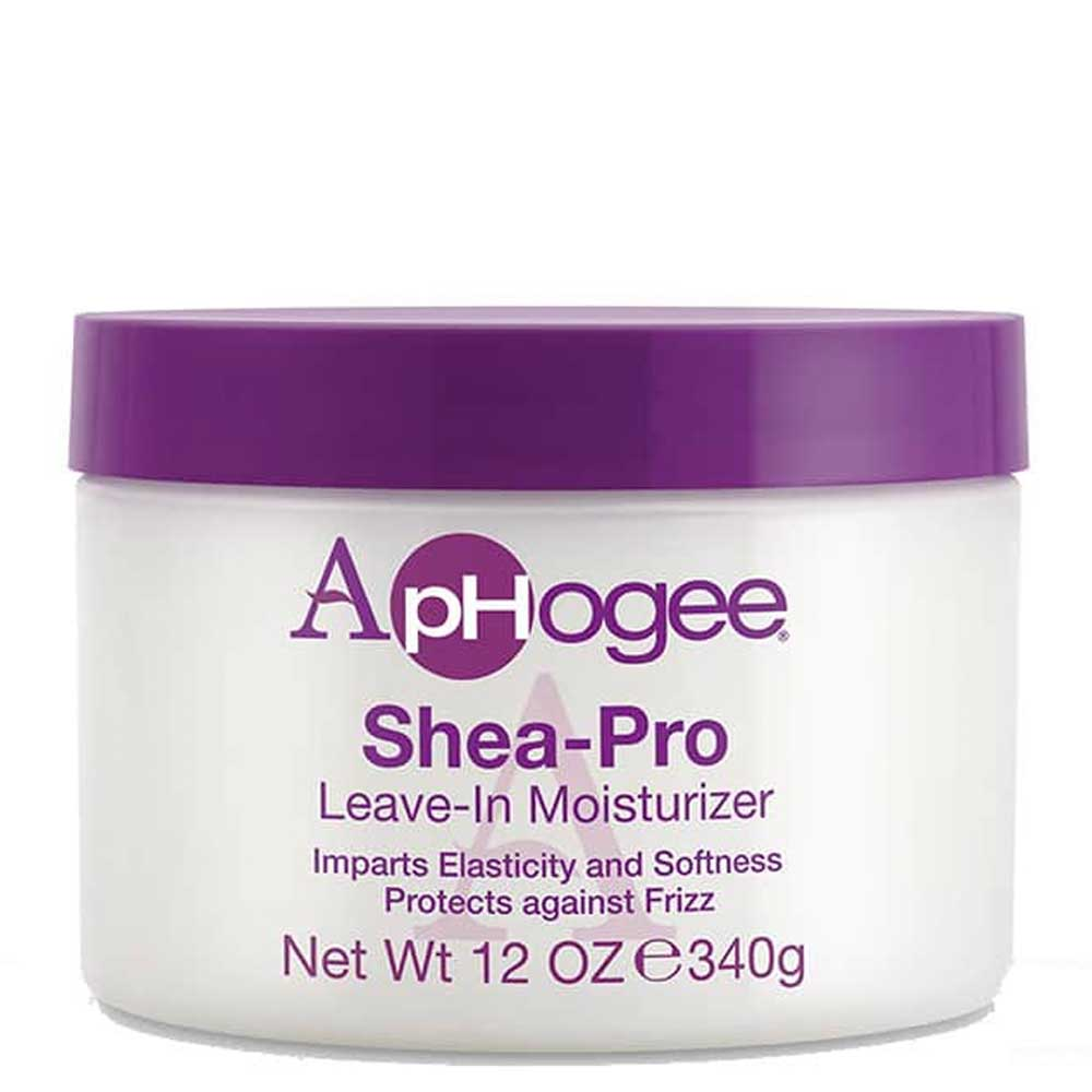APHOGEE SHEA PRO LEAVE-IN MOISTURIZER 340G