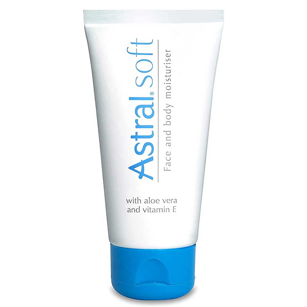 ASTRAL SOFT LOTION TUBE 100ML