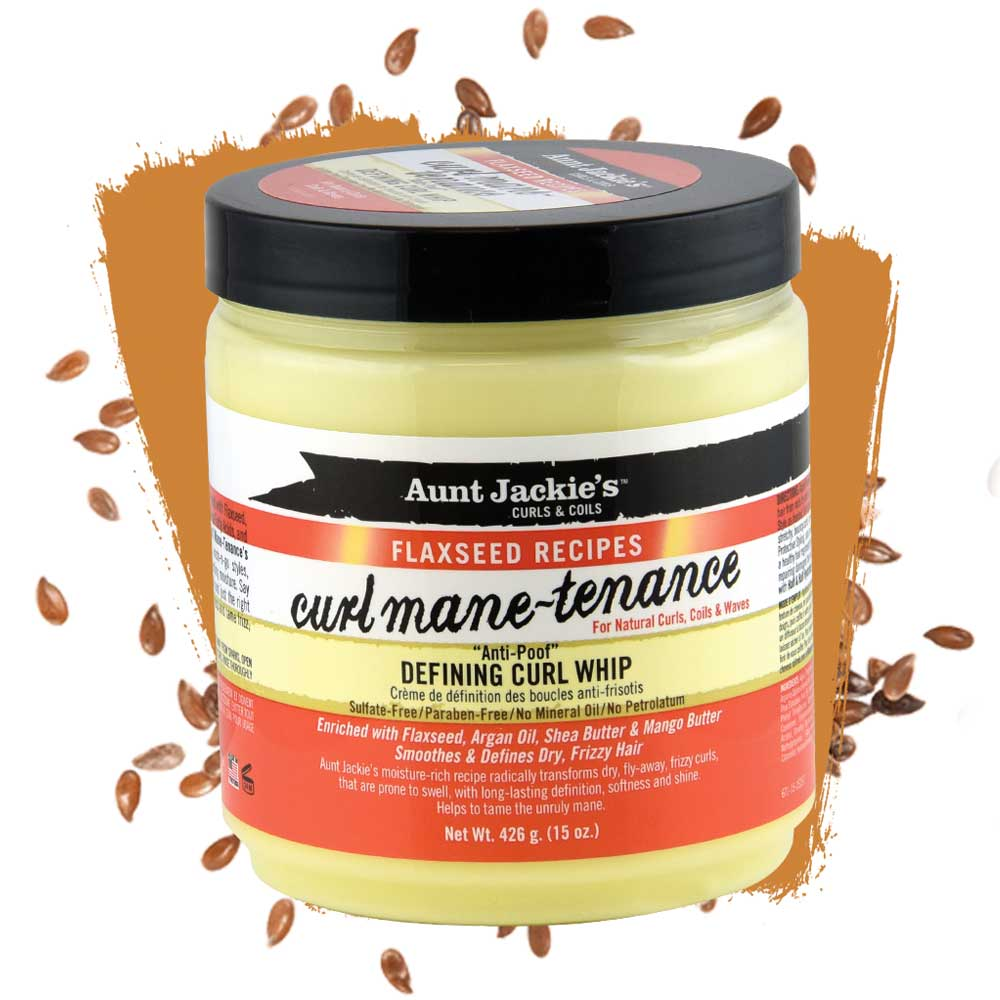 AUNT JACKIES CURL MANE-TENANCE – DEFINING CURL WHIP 426ML