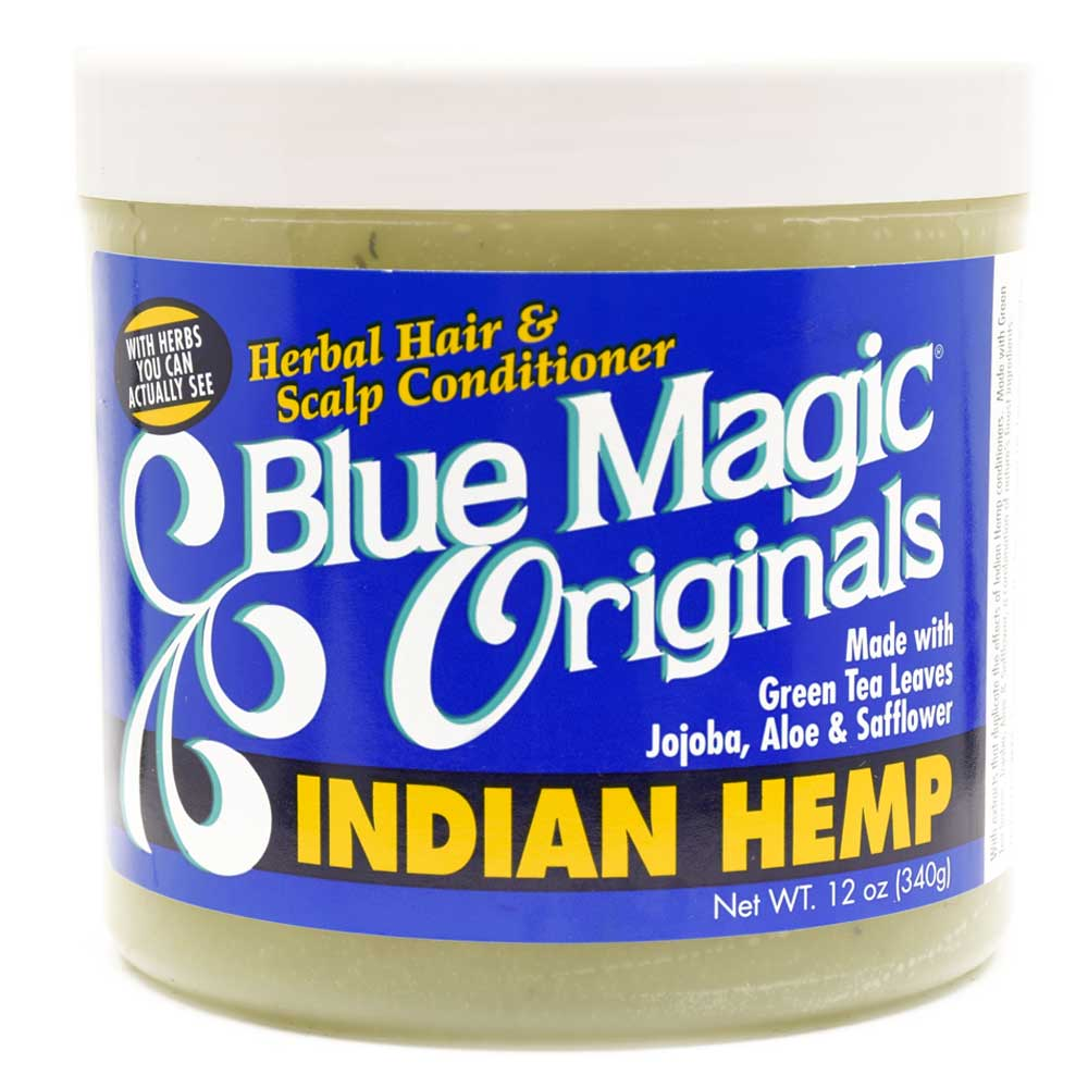 BLUE MAGIC ORGANICS INDIAN HEMP 340G