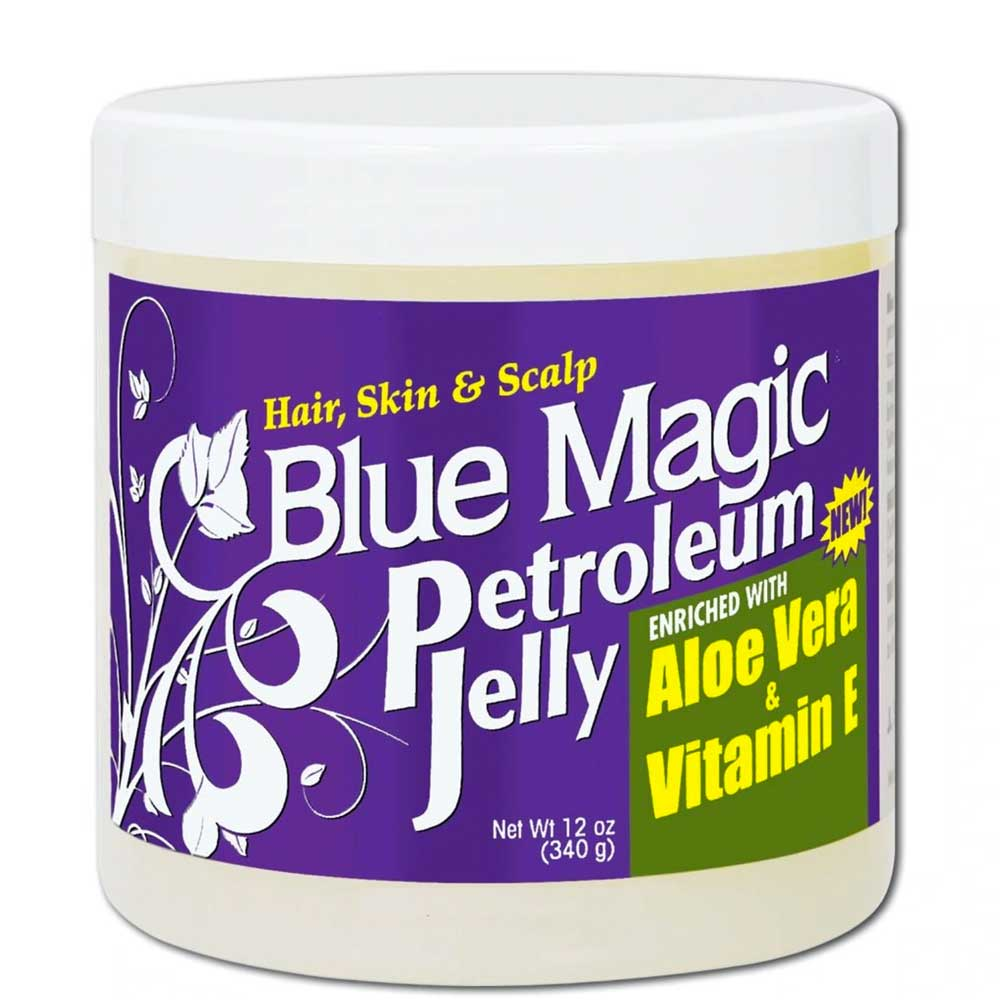BLUE MAGIC PETROLEUM JELLY 340G