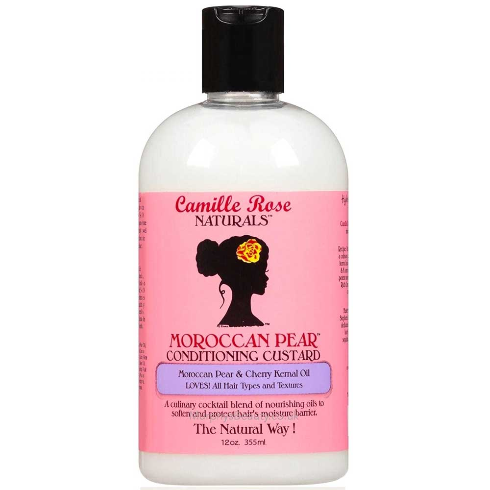 CAMILLE ROSE NAT MOROC PEAR CONDITIONING CUSTARD 355ML