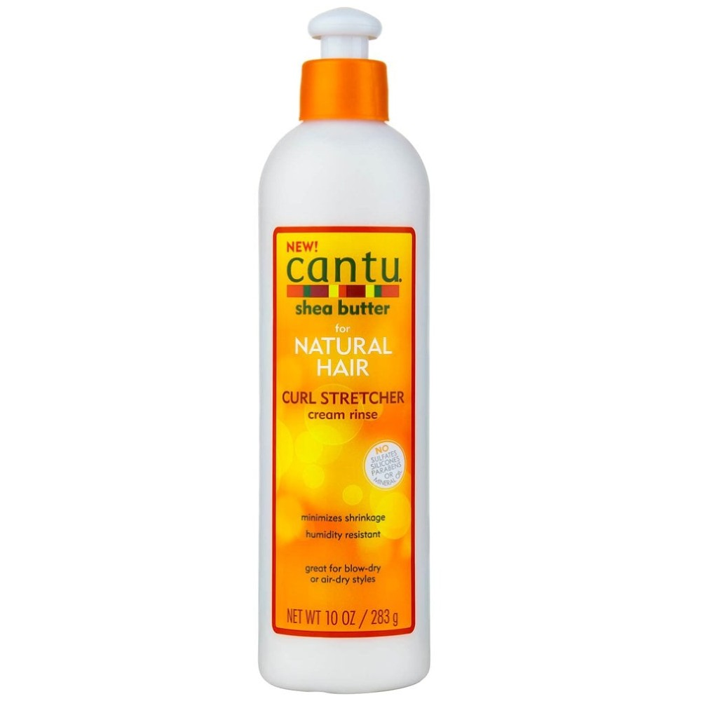 CANTU SHEA BUTTER CURL STRETCHER CREAM RINSE 283G