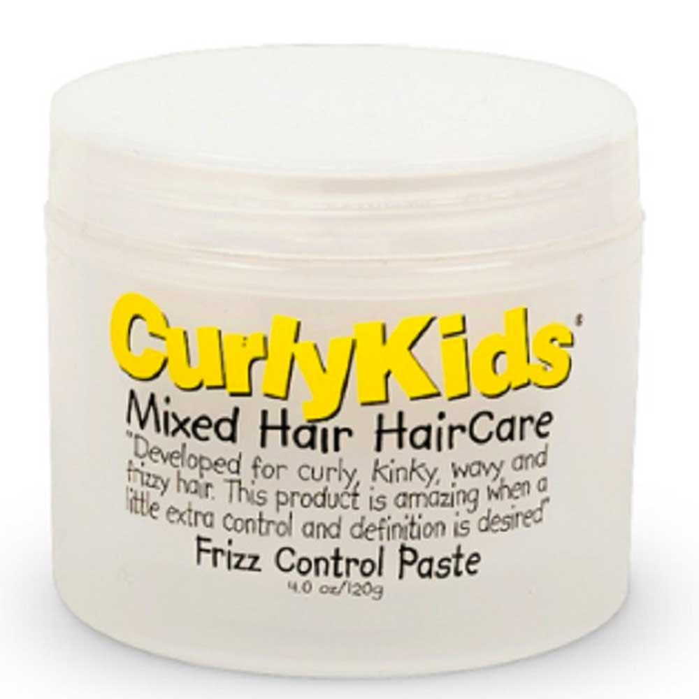 CURLY KIDS FRIZZ CONTROL PASTE
