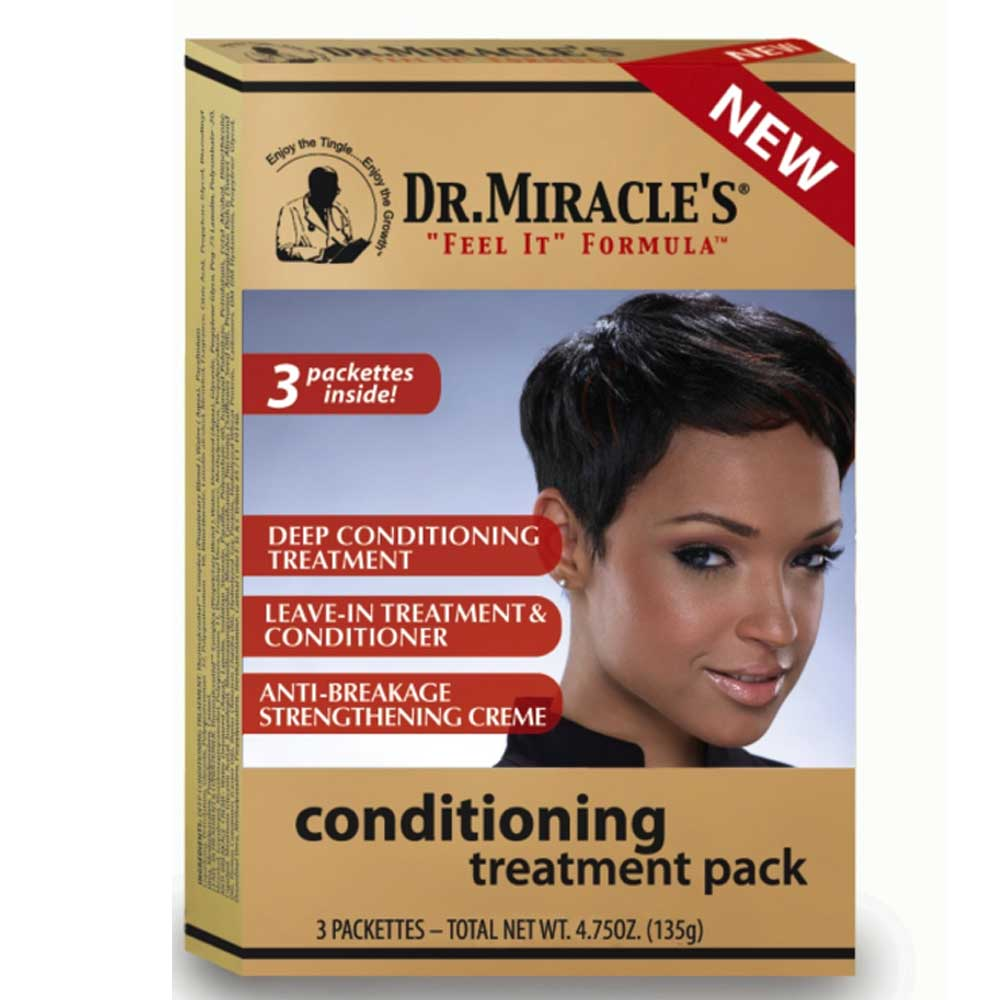 DR.MIRACLE'S CONDITIONING TREATMENT PACK