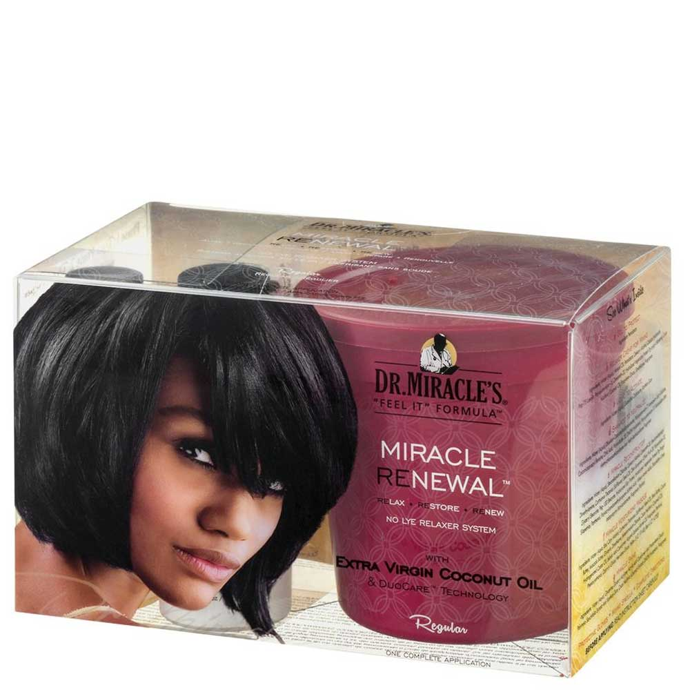 DR.MIRACLE'S MIRACLE RENEWAL REGULAR RELAXER